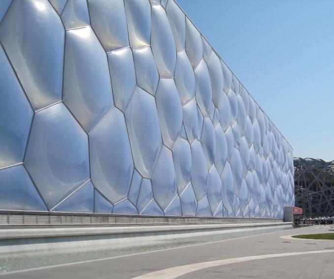 Water cube - Piscina olimpiadi ...